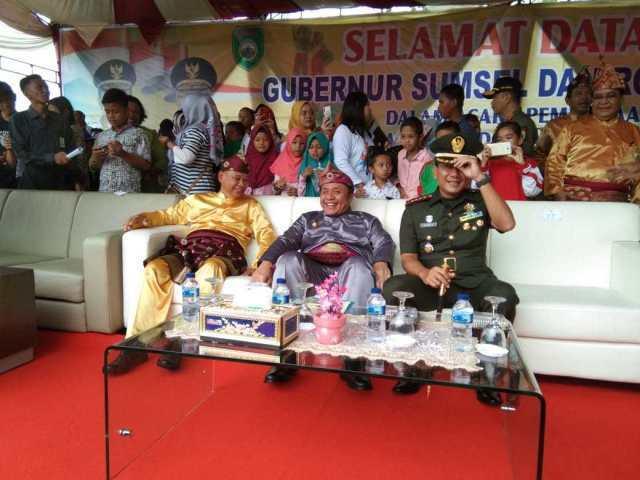 Herman Deru: Mengapa OKU Timur Penting bagi Provinsi Sumsel – NAGARA.ID